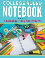 Details for College Ruled Notebook - 5 Subject for Students